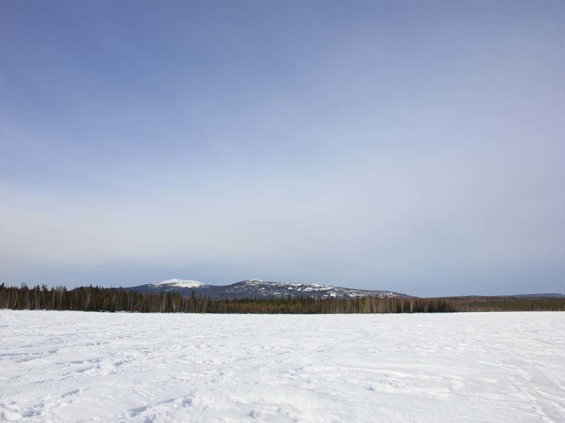 Озеро Турват, вид на г. Ялпинг Нёр